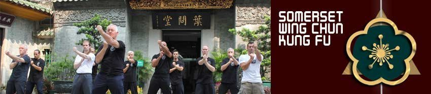 Somerset Wing Chun Kung Fu at Yip Man Tong